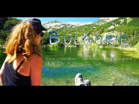 BULGARIE - 2min VLOG #1 - Sofia, autostop, volontariat en auberge!