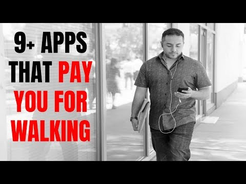 9+ Apps That Pay You For Walking (Android And IPhone)