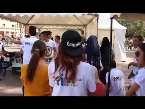"""Moroccan Youth Initiative - Journée don du sang 24 avril """"Ajourd'hui j'ai sauvé une vie"""""""