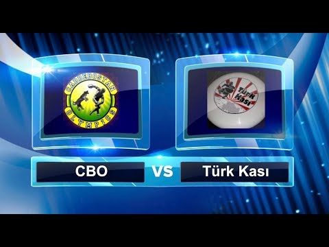 ITU 2017 3.lük maçı CBO-TK