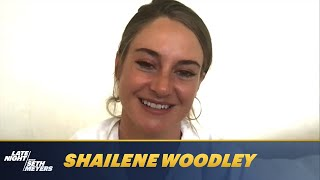 George Clooney Rescued Shailene Woodleyfroma Chaotic Backpacking Trip
