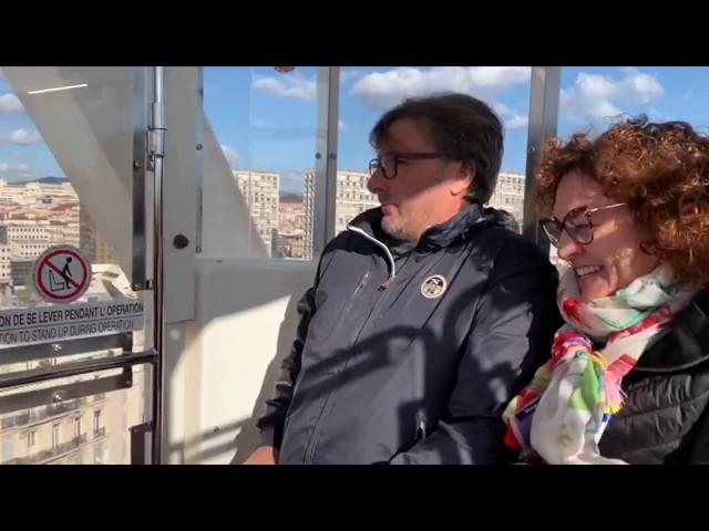 9-11-2019 Pantelleria, Crociera del Burraco - Quarto giorno Marsiglia