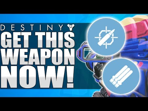 Destiny: Get This Amazing Weapon Now - Before Its Too Late!!
