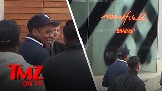Jay Z On The TMZ Celebrity Tour! | TMZ TV
