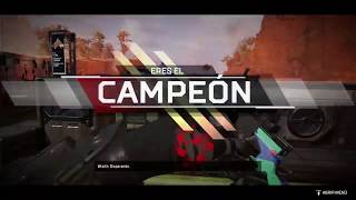 #Apex Battle Royale Top 2 MX Clip