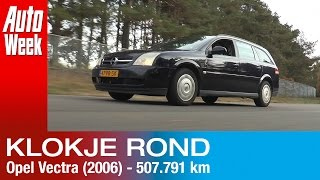 Klokje Rond - Opel Vectra (2004 - 507.791 km)