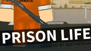 HOW TO ESCAPE, CROUCH AND PUNCH IN PRISON LIFE (ROBLOX)