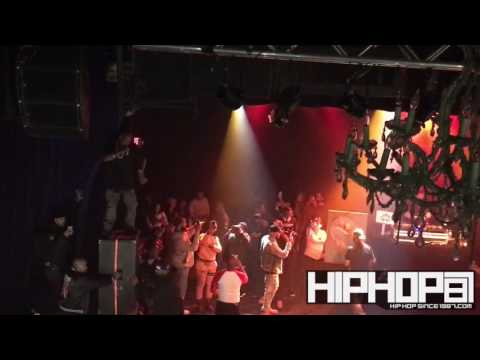 DMX Performs in Philly