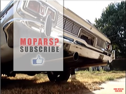 RARE & GORGEOUS 1964 PLYMOUTH FURY CONVERTIBLE! FULLY ...