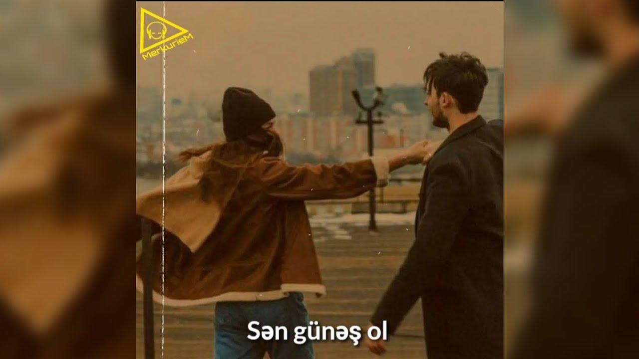 Sahil ft Emil - Günəş ol (lyrics video) 2020 MerkurieM
