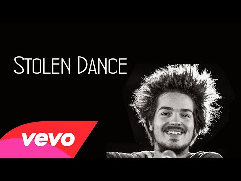 Milky Chance - Stolen Dance (Lyrics on Screen)