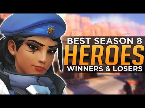 Overwatch: BEST and WORST Heroes For Season 8 - Meta Predictions