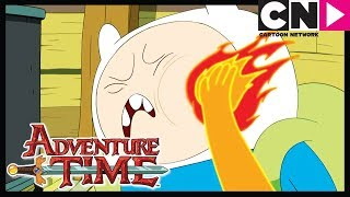 Adventure Time | Hot to the Touch | Cartoon Network