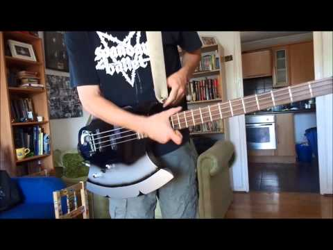 Gene Simmons Kort Axe Bass Review by Chris Dale