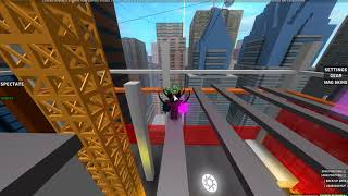 Roblox Parkour 2 lacations for mag rope bags!