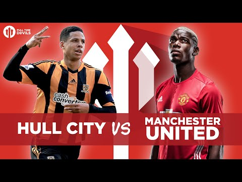 Hull City vs Manchester United LIVE WATCHALONG STREAM!