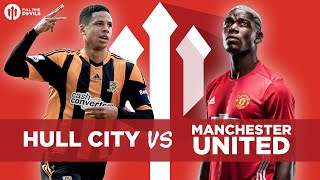 Hull City vs Manchester United LIVE WATCHALONG STREAM!