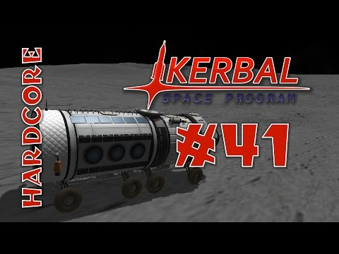 EVE CRASH PROBE - Construction! | Kerbal Space Program - Hard Mode Mods! - Ep #41