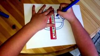 How To Draw Barcelona Football Badge