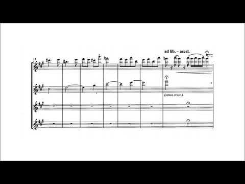 Benjamin Britten - String Quartet No. 3, Op. 94