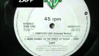 Zapp  - Computer Love. 1985 (Extended  version)