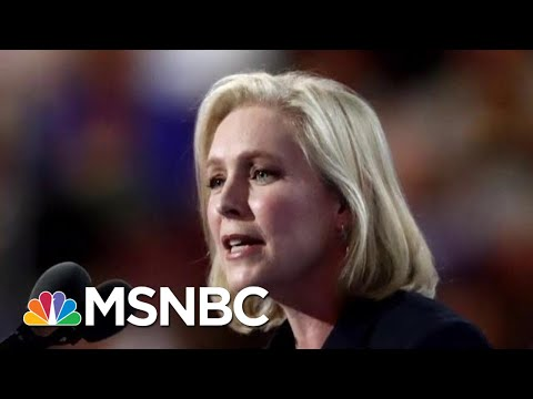 Senate Kirsten Gillibrand May Be Eyeing A Move Across Pennsylvania Avenue | MTP Daily | MSNBC
