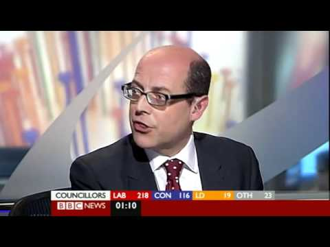 UKIP Paul Nuttall on rise of UKIP Council elections (04May12)