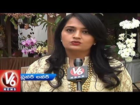 Hyderabad People Showing Interest On Flower Gardening   V6 News