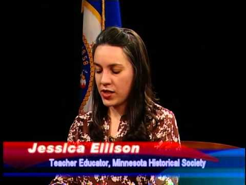 Jessica Ellison, Teacher Educator, Minnesota Historical Society