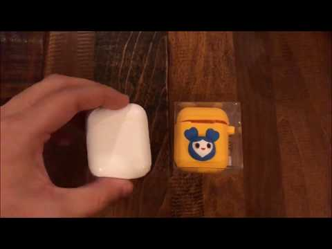 TWICE 'TWAII POP UP STORE' AIRPODS CASE UNBOXING (TZUYU VER.)