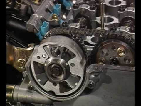 Variable Valve Timing with intelligence (TOYOTA) - YouTube