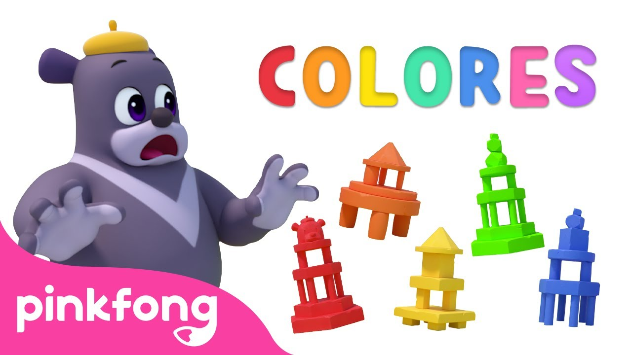 Aprende Colores con Barri | Colores | Pinkfong Videos Educativos | @Hogi! Pinkfong - Learn & Play