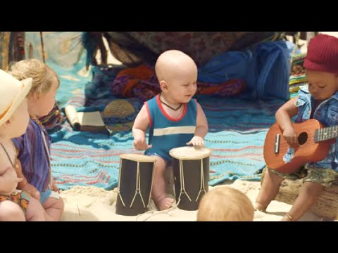 Evian Baby Commercial | New 2016 | Dance Babies are Back