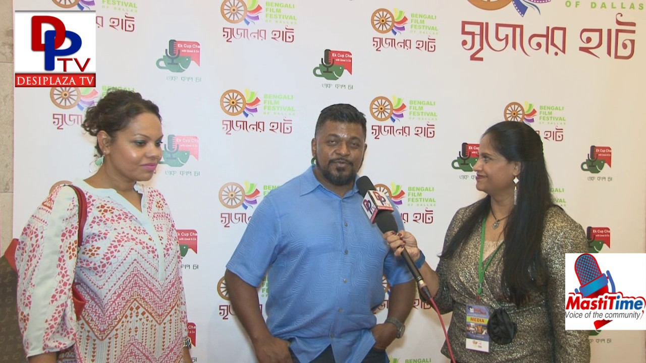 Jahed, Sponsor of Bengali Film Festival very happy for successfully conducting Bengali Film Festival