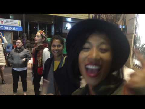 I made Victoria cry and Air Asia f*cked me - HONG KONG - Eugene's world busking tour