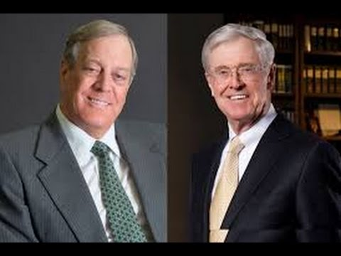 What Are The Koch Brothers Up To Now?!?! (w/Guest: Sharon Kelly)