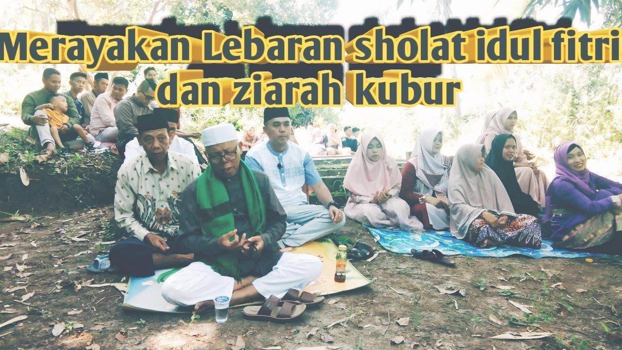 Merayakan Lebaran Idul Fitri 1441 H Di Kampung Halaman ...