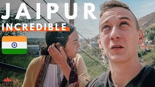 Jaipur's UNDERRATED Travel Destination - FOUND NO Other Tourists 🇮🇳
