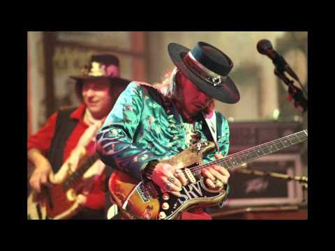 Stevie Ray Vaughan - Lenny (standard tuning)