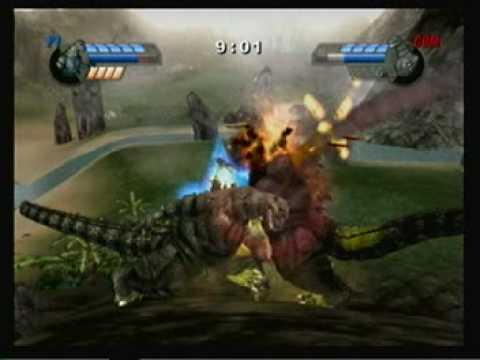 Godzilla 1990's vs. Godzilla 1954 - YouTube