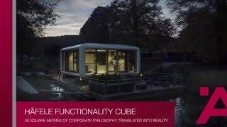 [Video] Häfele Cube sáng tạo hàng đầu cho không gian hẹp