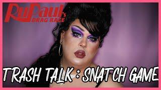TRASH TALK : RUPAUL DRAG RACE season13 épisode 9