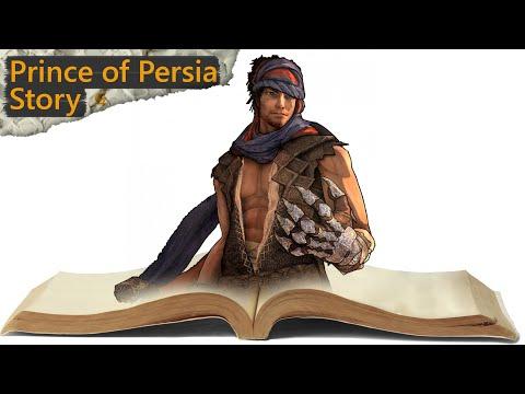 Prince of Persia (2008) in 8 Minuten │Story-Recap