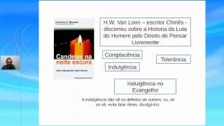 """Tolerância - Cap. 13 - Estudo Interativo """"Candeias na Noite Escura"""" com Arnaldo Oliveira"""