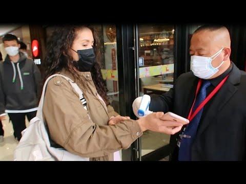 Коронавирус. Какие меры еще сохраняются в Китае? Как мы дезинфицируем продукты. Жизнь в Китае сейчас