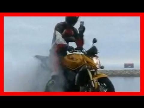 Honda CB600F Hornet test ride / Motorrad Test von 1000PS