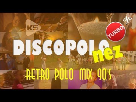 DISCOPOLOnez TURBO - RETRO POLO MIX 90's