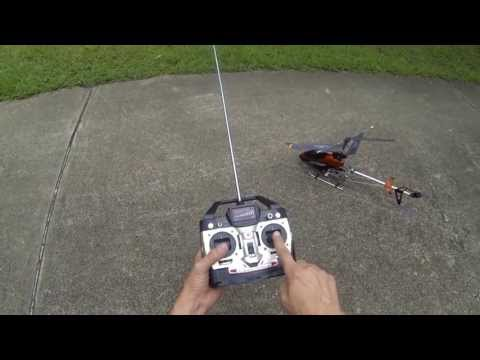 Double Horse Volitation Helicopter Test Flight And Review