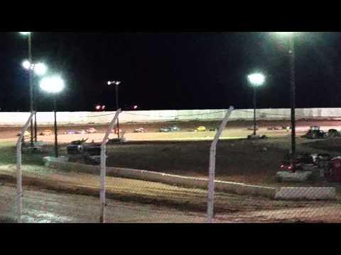 DDCC DWARF CARS MAIN(PART1) AT USA RACEWAY 6/27/15