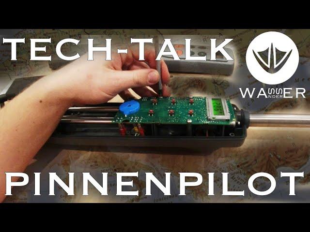 Tech-Talk 001 - Raymarine Pinnenpilot: Endanschläge verbessern [Wasserwanderer.de]